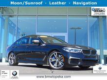 2018_BMW_5 Series_M550i xDrive_ Kansas City KS