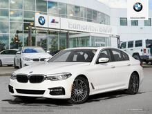 2018_BMW_5 Series_xDrive Sedan_ Edmonton AB