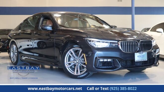 2018_BMW_7 Series_740i M Sport * Driver assist Plus * Executive_ Dublin CA