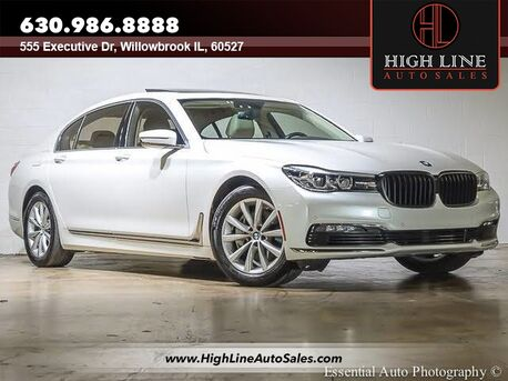 2018_BMW_7 Series_740i_ Willowbrook IL
