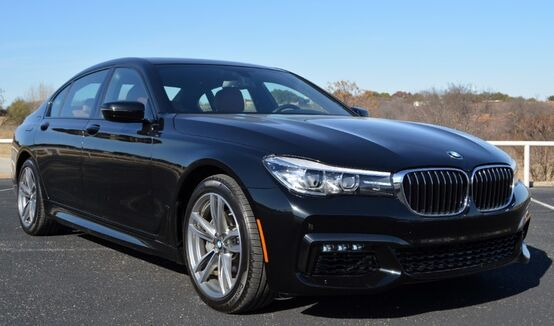 2018_BMW_7 Series_740i xDrive M Sport Executive_ Fort Worth TX