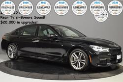 BMW 7 Series 750i xDrive 2018