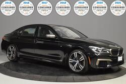 BMW 7 Series M760i xDrive 2018