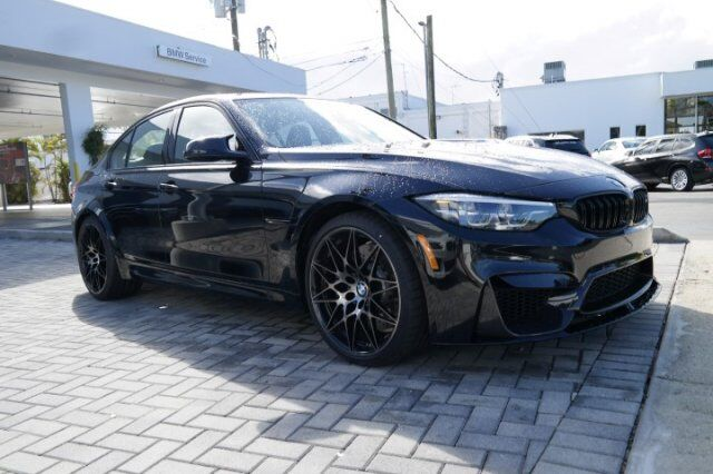 2018 Bmw M3 Pompano Beach Fl 20702261