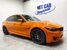 2018_BMW_M3 1 OF 1 FIRE ORANGE__ Houston TX