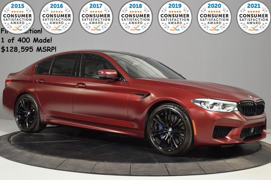 2018_BMW_M5__ Glendale Heights IL