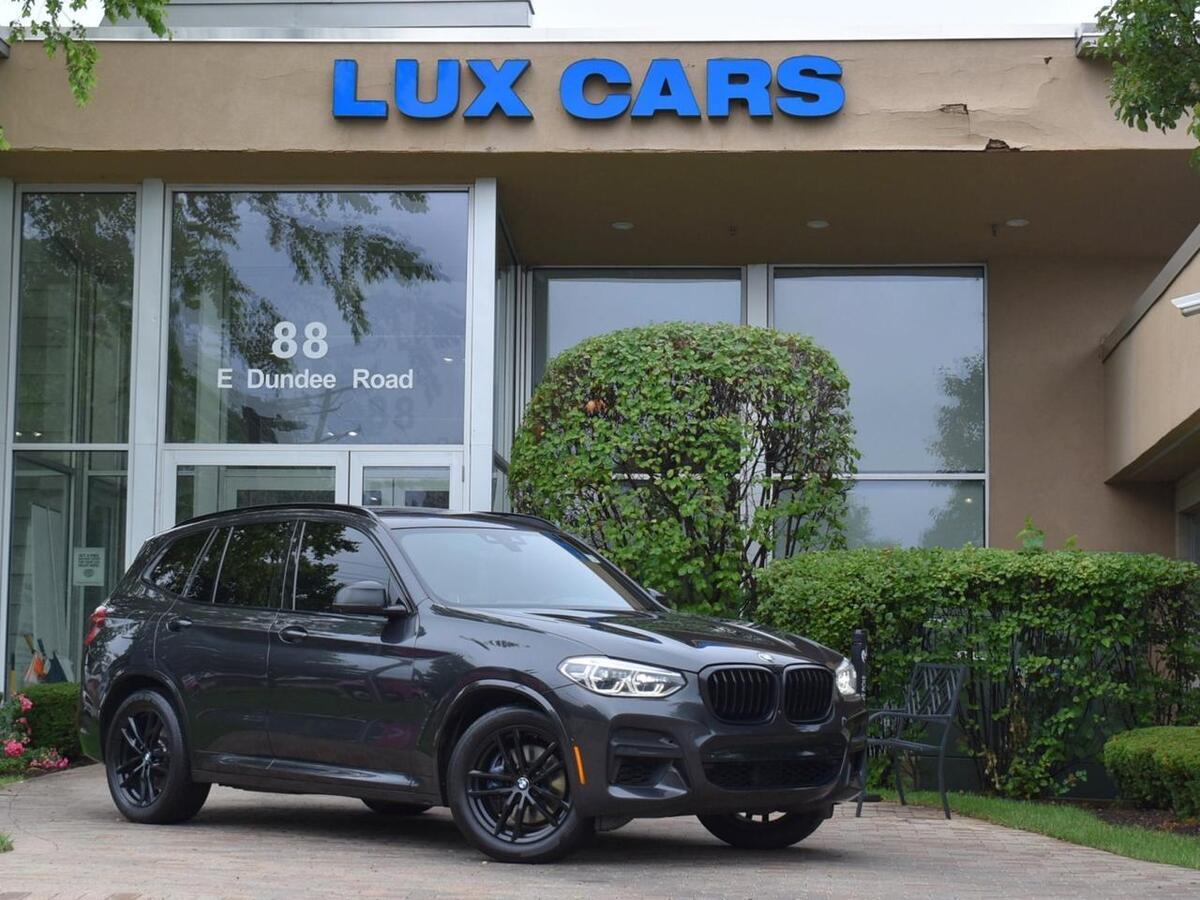 2018_BMW_X3_M40i Premium PKG Nav AWD MSRP $62,595_ Buffalo Grove IL