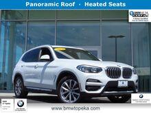 2018_BMW_X3_xDrive30i_ Kansas City KS