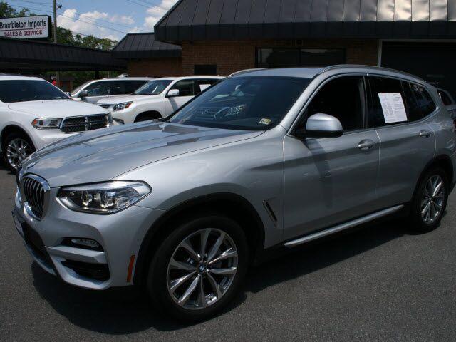 2018 BMW X3 xDrive30i Roanoke VA