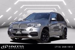 BMW X5 M Sport Package xDrive40e iPerformance Low Miles. 2018