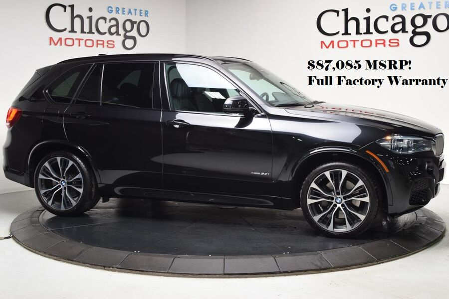 2018_BMW_X5 xDrive50i $87,095 msrp_xDrive50i_ Glendale Heights IL