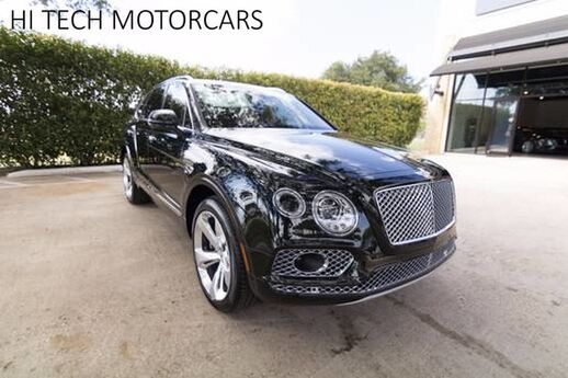 2018 Bentley Bentayga Activity Edition Austin TX