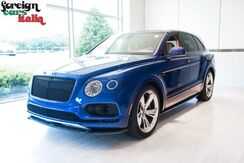 2018_Bentley_Bentayga_Black Edition_ Hickory NC