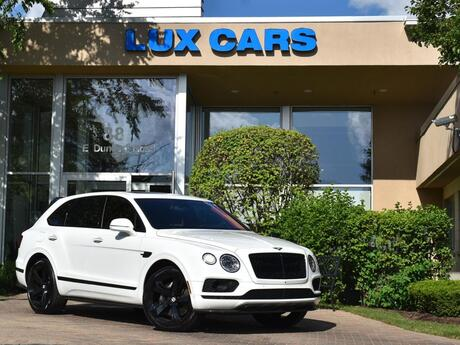 2018 Bentley Bentayga Black Edition Mulliner Nav AWD Buffalo Grove IL
