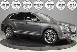 Bentley Bentayga Onyx Edition 2018