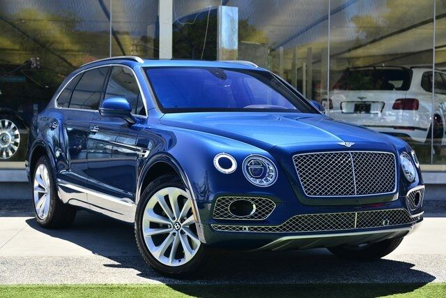 Vehicle Details 2018 Bentley Bentayga W12 At O Gara