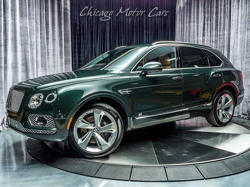 2018_Bentley_Bentayga W12_SUV_ Chicago IL
