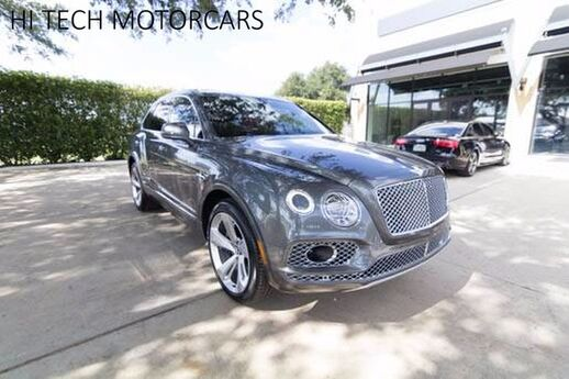 2018 Bentley Bentayga  Austin TX