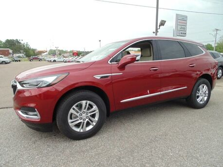 2018_Buick_Enclave_Essence_ Paris TN