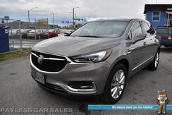 2018_Buick_Enclave_Premium / AWD / Auto Start / Heated & Cooled Leather Seats / Navigation / Panoramic Sunroof / Bose Speakers / Blind Spot Alert / 3rd Row / Seats 7 / Bluetooth / Back Up Camera / 25 MPG / 1-Owner_ Anchorage AK