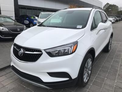 2018_Buick_Encore__ Charleston SC