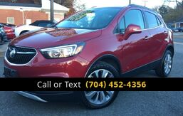 2018_Buick_Encore_Preferred FWD_ Charlotte and Monroe NC