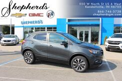 2018_Buick_Encore_Preferred II_ Rochester IN