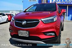 2018_Buick_Encore_Premium / AWD / Power & Heated Leather Seats / Navigation / Sunroof / Bose Speakers / Auto Start / Blind Spot & Lane Departure Assist / Bluetooth / Back Up Camera / 30 MPG / 1-Owner_ Anchorage AK