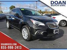 2018_Buick_Envision_Essence_ Rochester NY