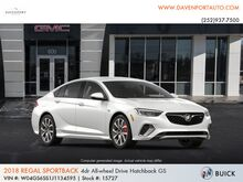 2018_Buick_Regal Sportback_4dr Sdn GS AWD_ Rocky Mount NC