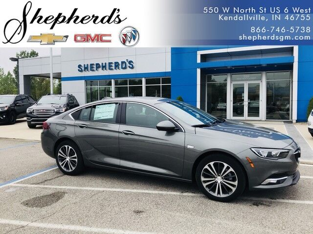 2018 Buick Regal Sportback Essence Rochester IN