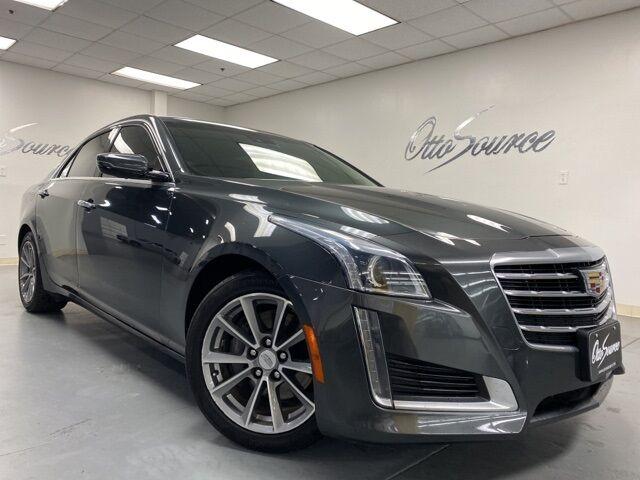 2018 Cadillac CTS 2.0L Turbo Luxury Dallas TX