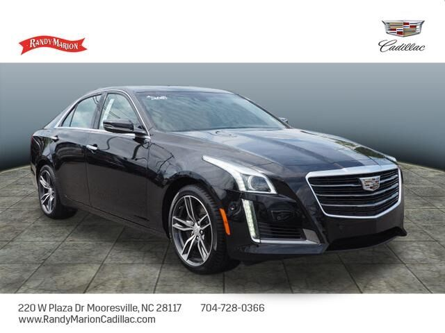 2017 Cadillac Cts 3 6 L Premium Luxury >> 2018 Cadillac Cts V 3 6l Mooresville Nc 25528740