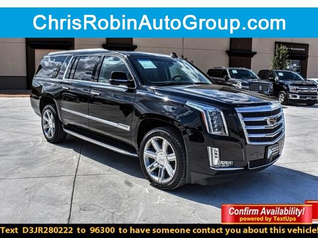 Tremendous Vehicle Details 2018 Cadillac Escalade Esv At Mazda Of Dailytribune Chair Design For Home Dailytribuneorg