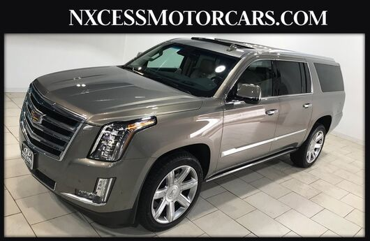 2018 Cadillac Escalade ESV Premium Luxury Houston TX