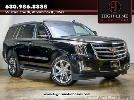 2018_Cadillac_Escalade_Luxury_ Willowbrook IL