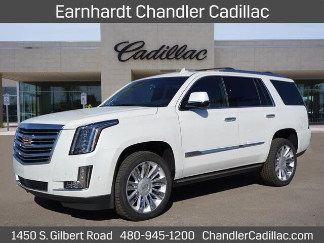 Kia Certified Pre Owned >> 2018 Cadillac Escalade Platinum Chandler AZ 21618902