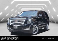 2018_Cadillac_Escalade_Premium Low Miles Factory Warranty._ Houston TX