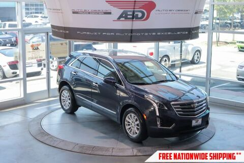 2018_Cadillac_XT5_Base_ Chantilly VA