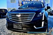 2018 Cadillac XT5 Premium Luxury / AWD / Heated & Ventilated Leather Seats / Heated Steering Wheel / Navigation / Panoramic Sunroof / Auto Start / Driver Assist Pkg / Bose Speakers / Bluetooth / Back-Up Camera / 1-Owner