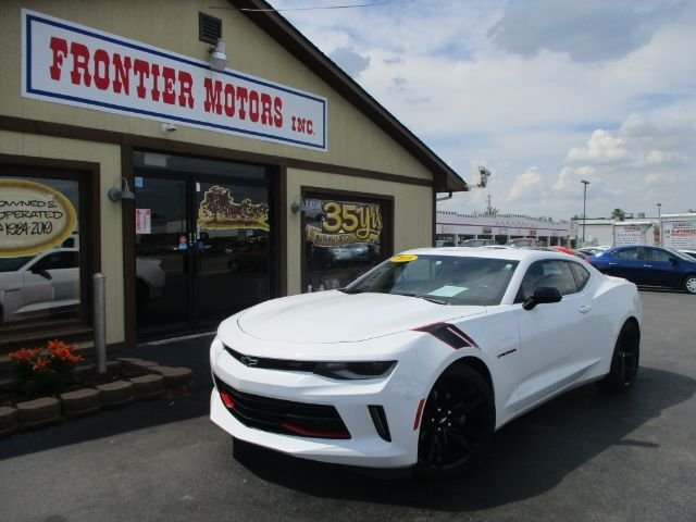 2018 Chevrolet Camaro 1LT Coupe 8A Middletown OH