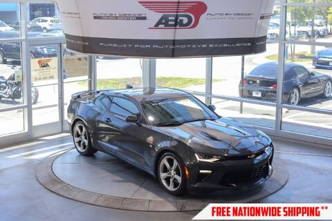 2018_Chevrolet_Camaro_1SS Coupe 8A_ Chantilly VA