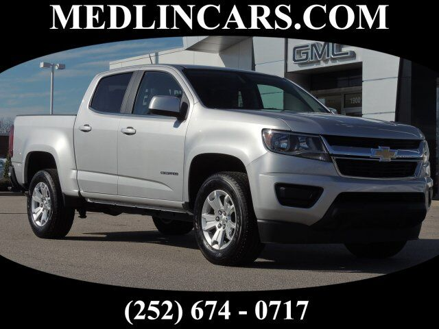 2018 Chevrolet Colorado 2wd Lt For Sale In Wilson Nc Medlin Mazda
