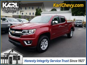 2018_Chevrolet_Colorado_4WD LT_ New Canaan CT