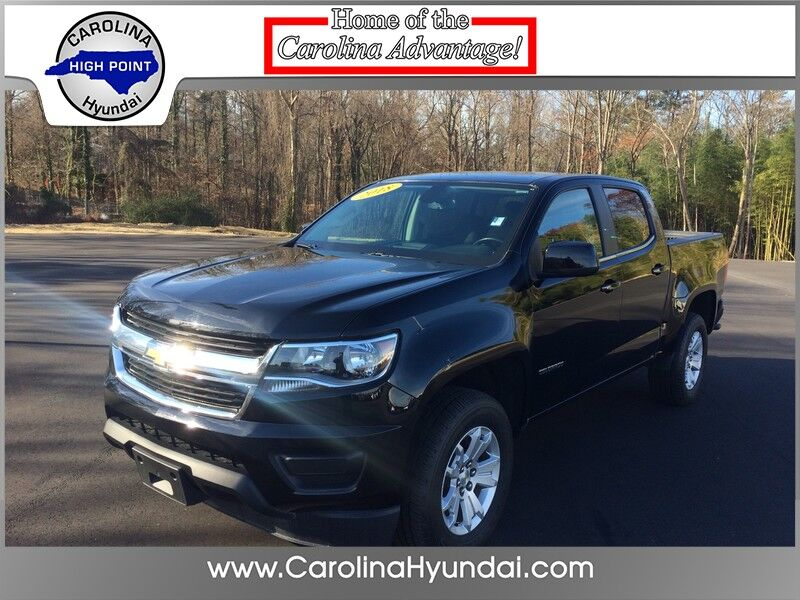 2018 Chevrolet Colorado 4wd Lt High Point Nc 26802181