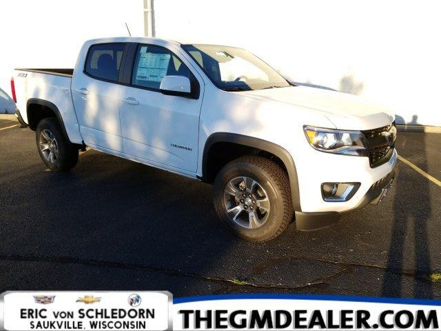 2018 Chevrolet Colorado 4WD Z71 Milwaukee WI