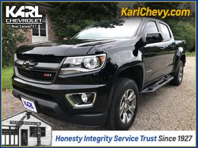 2018_Chevrolet_Colorado_4WD Z71_ New Canaan CT