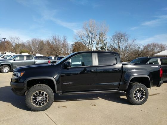 2018 Chevrolet Colorado 4WD ZR2 Monticello IA