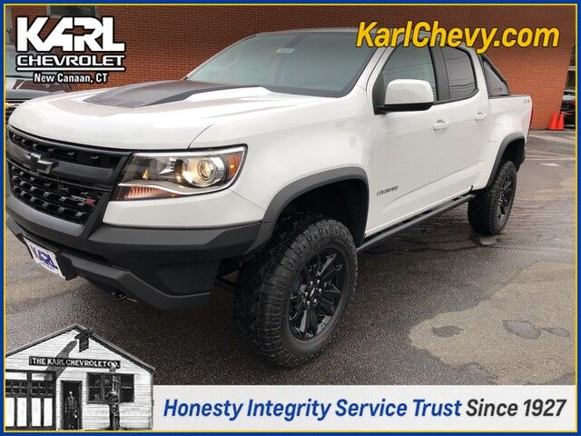 2018 Chevrolet Colorado 4WD ZR2 New Canaan CT