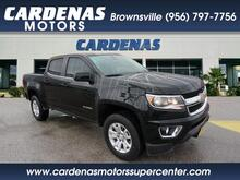2018_Chevrolet_Colorado_LT_ Brownsville TX
